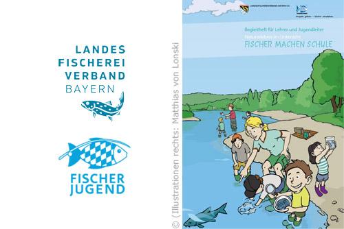 Fischer machen Schule, Landesfischereiverband Bayern e. V.