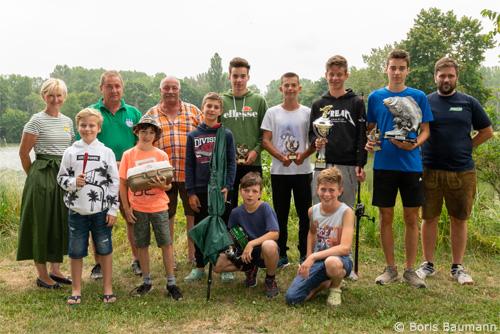 Jugendzeltlager Heiglweiher 2019 Fischerfreunde Heimhausen e.V.