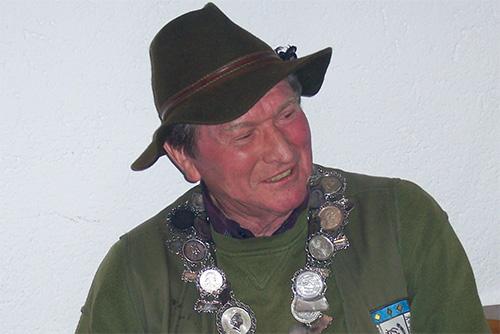 Fischerfreunde Haimhausen e.V., Fischerkönig 2011, Franz Schröder