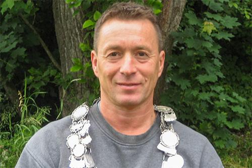 Fischerfreunde Haimhausen e.V., Fischerkönig 2013, Xaver Mauerer