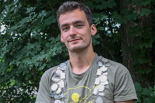 Fischerfreunde Haimhausen e.V., Fischerkönig 2017, Fritz Göbel