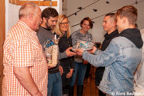 Fischerfreunde Haimhausen e.V., Jugendabschlussfeier 2019