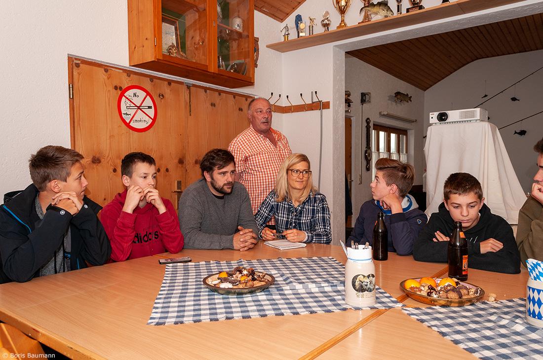 Fischerfreunde Haimhausen e.V. - Abschlußfeier der Jugend, 2019