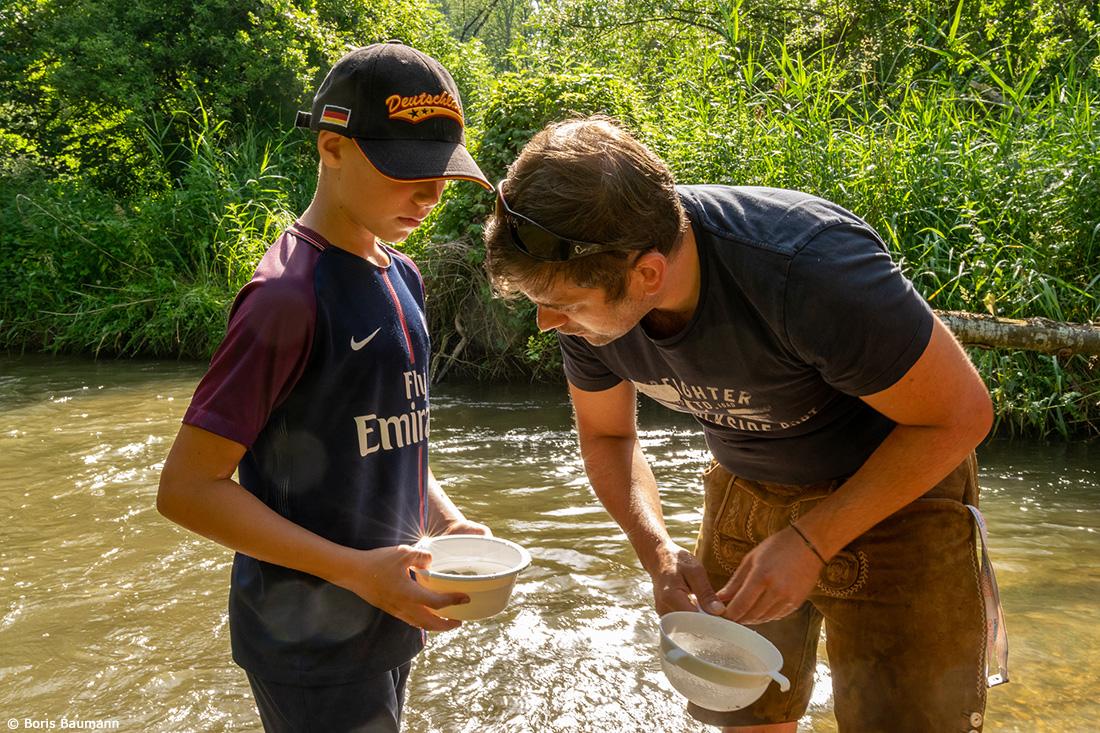 Fischerfreunde Haimhausen e. V. - Fischer machen Schule, 2019