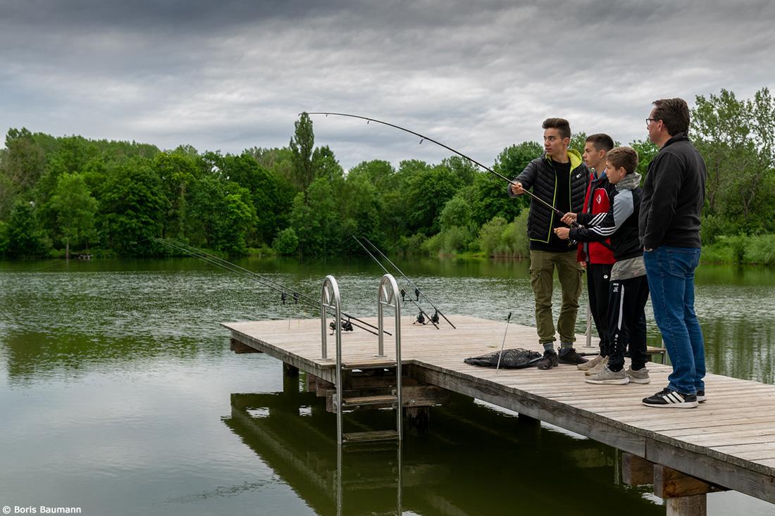 Fischerfreunde Haimhausen e.V.- Jugendfischen Heiglweiher, 2019