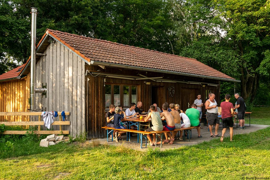 Fischerfreunde Haimhausen e.V. – Jugendzeltlager am Heiglweiher, 2019