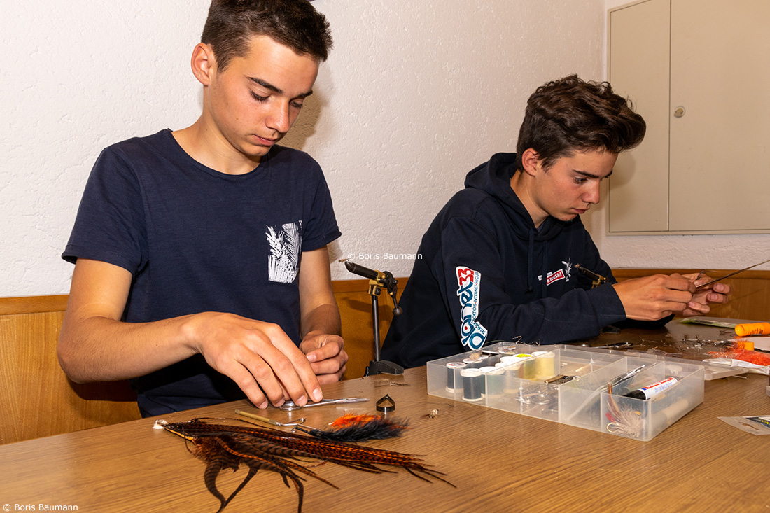 Fischerfreunde Haimhausen e.V. - Vorbereitunsgkurs Ausbildungszeltlager der Bezirksjugend Fischereiverband Oberbayern e.V. , 2019