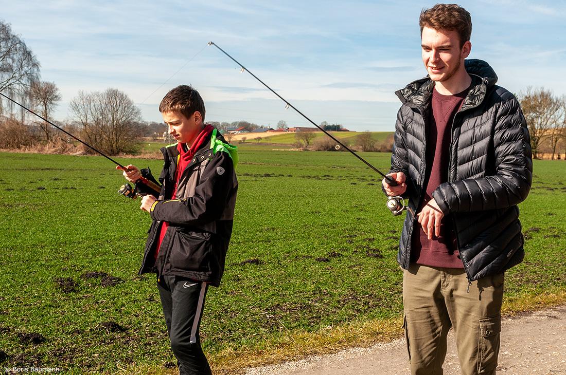 Fischerfreunde Haimhausen e.V., Gruppenstunde der Jugend 2020