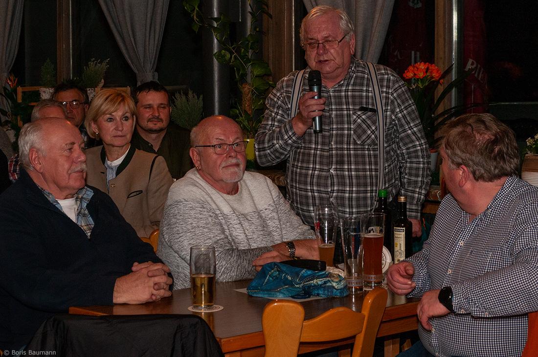 Fischerfreunde Haimhausen e.V., Jahreshauptversammlung 2020