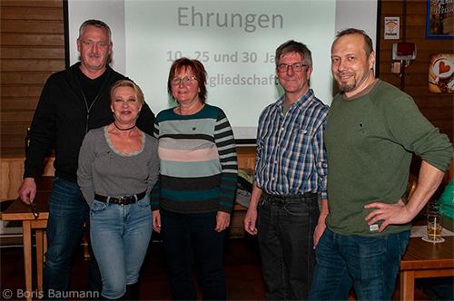 Fischerfreunde Haimhausen e.V. Jahreshauptversammlung 2020