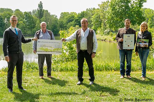 """Wettbewerb der Raiffeisenbank München-Nord eG um den """"Preis für die beste Jugendarbeit"""""""